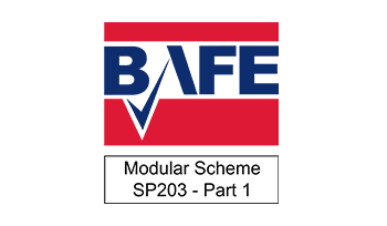 BAFE registered logo