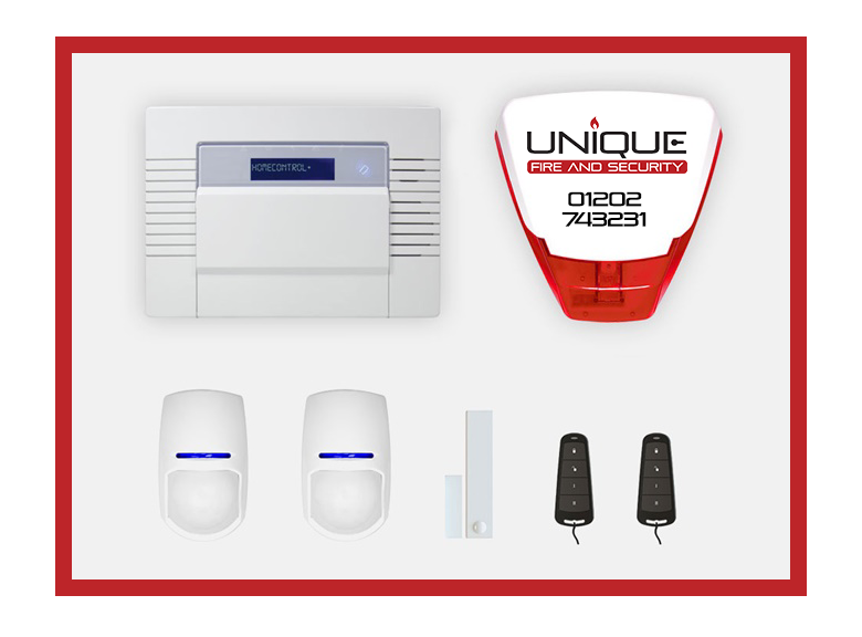 Unique Alarm System Dorset Pyronix Home Security