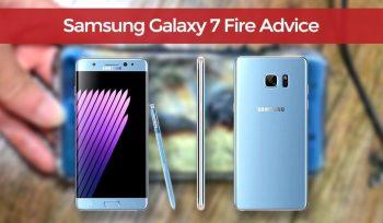 Samsung Galaxy 7 Fires UK Recall Advice