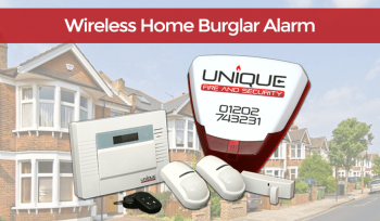 Wireless Home Burglar Alarm Installers