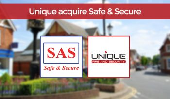Unique Fire & Security acquire Safe & Secure Southern