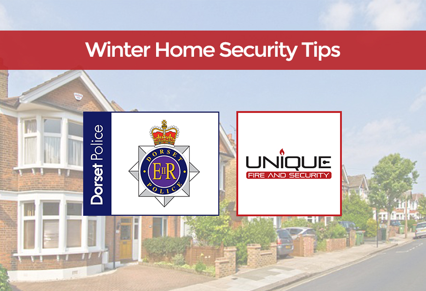 Dorset Police Winter 2016 Home Security Tips