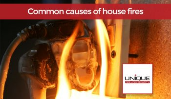 Common causes of electrical fires in UK homes
