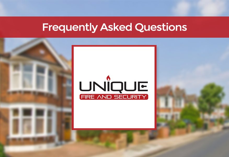 A roundup of Unique Fire & Security Systems FAQs
