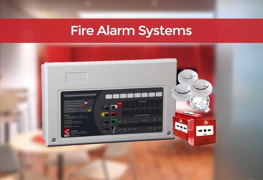 Fire Alarms Bournemouth businesses trust protecting them
