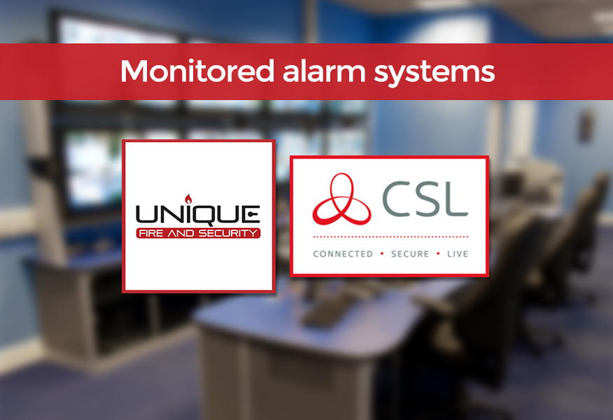 Monitored alarm systems explained by security experts Unique
