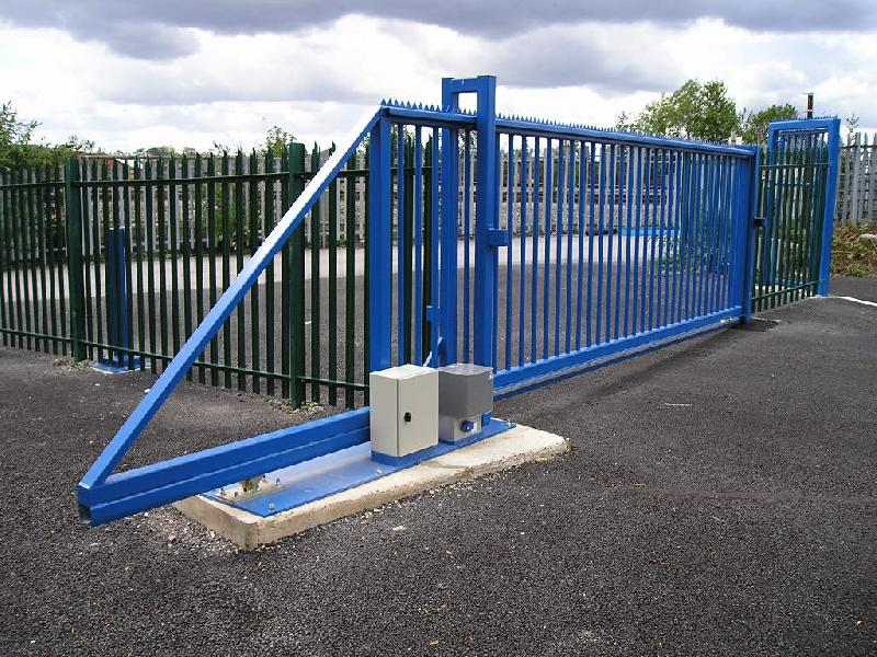 Security gate automation systems in dorset electric