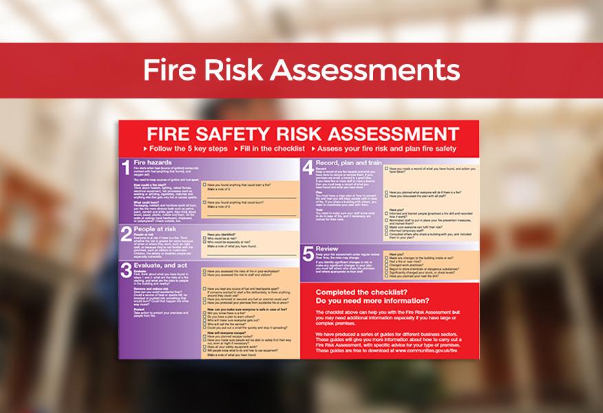 Fire Risk Assessments in Dorset, Hampshire, Surrey and London