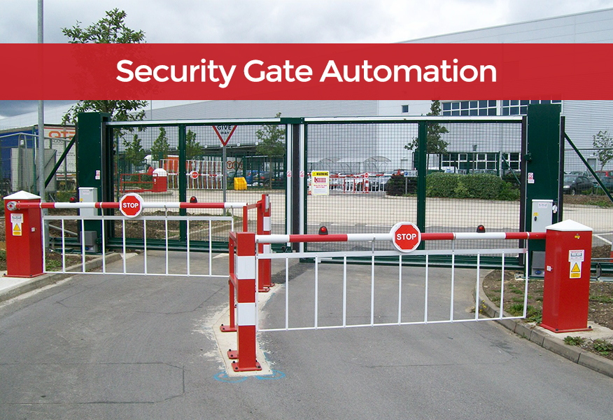 Security Gate Automation Dorset installation company