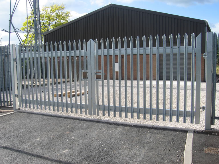 security gate automation systems
