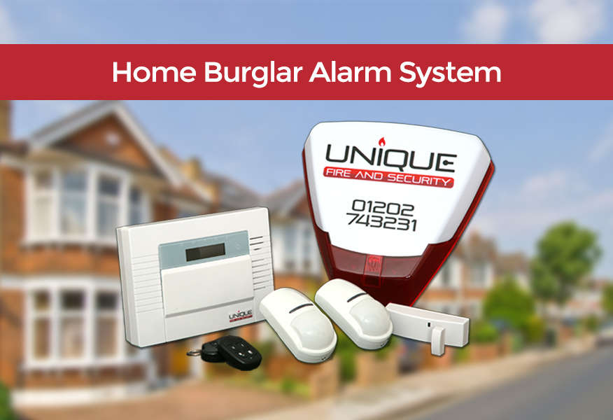 5 questions to ask before buying a home burglar alarm system UK