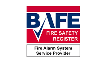 BAFE Approved Logo Unique Fire & Security