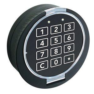 Unique Safe Lock