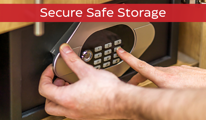 Secure Safe Storage